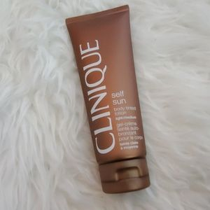 NWOT Clinique Self Tanner